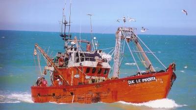 """Náufrago denunció mal estado del barco """"Qué Le Importa"""""""