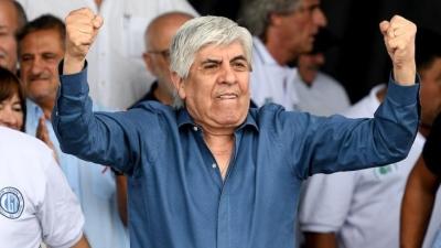 Nación anuló una multa de 810 millones al sindicato de Camioneros