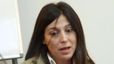 """Gladys Del Balzo: """"A los cargos a los que podemos acceder concursando, llegamos"""""""