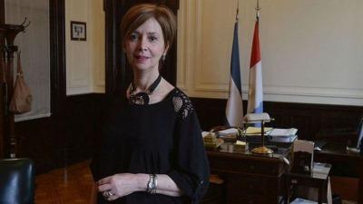 """Tarditti: """"La violencia hacia la mujer no es un asunto privado, sino de interés público"""""""