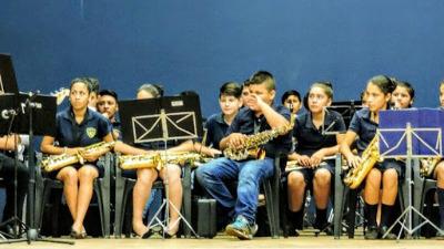 Impulsarán campaña para juntar instrumentos para la Banda de Música Infanto Juvenil