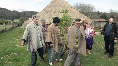 Convocaron al Camaruco en Nahuelpan