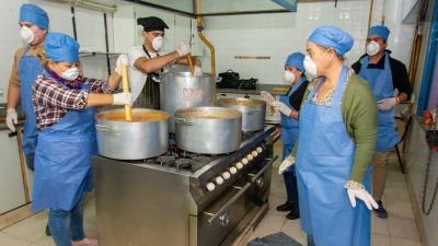 Campaña solidaria para llevar alimento a los sectores vulnerables
