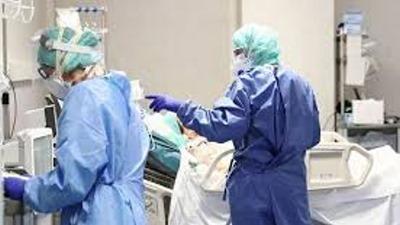 El 88% de los argentinos internados por coronavirus está en Buenos Aires