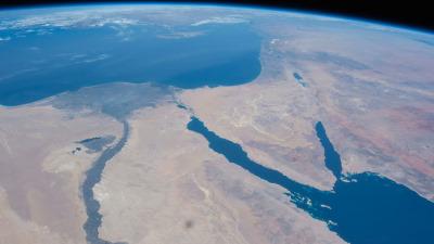 El Nilo, el río más largo, y el más antiguo