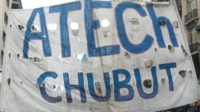Docentes de Chubut llevarían su reclamo salarial ante la Justicia Federal