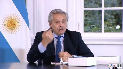 El Presidente anunciará la extensión de la cuarentena hasta el 8 de junio