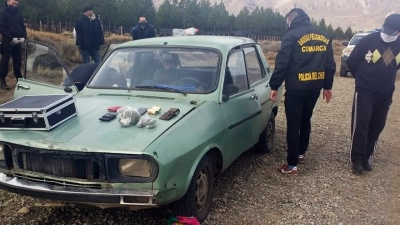 Dos detenidos al intentar ingresar con drogas a Chubut