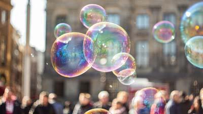 """¿Qué son las """"burbujas de turismo""""?"""