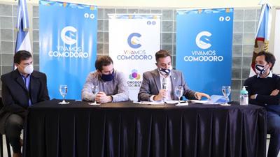 Segunda etapa de créditos para PyMEs en Comodoro
