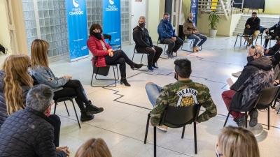 Comodoro: Reabren gimnasios y espacios de yoga, fitness y danzas