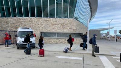 Regresaron a Comodoro 170 pasajeros varados