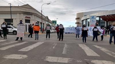 Comodoro: Docentes se manifiestan por las calles de la ciudad