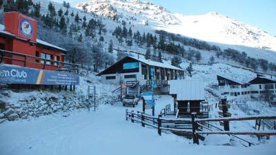 No abre el centro de esquí de La Hoya