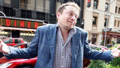 Elon Musk le puso X Æ A-12 a su hijo