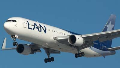Latam Airlines traslada su flota a Chile