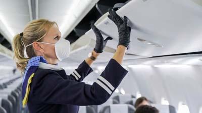 Aerolíneas presentó su propio protocolo