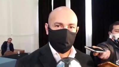 Denuncian a funcionarios de violar la cuarentena para cenar con Alvaredo