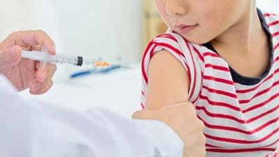 Comenzó el nuevo esquema de Vacunación contra la Poliomielitis