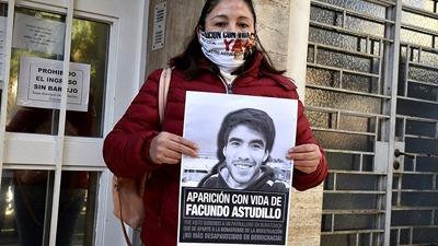 Fernández: «Necesitamos saber qué pasó con Facundo. Quiero que lo encontremos»
