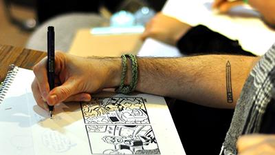 Concurso federal para ilustradores e historietistas
