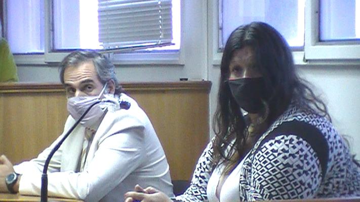 Laura Vargas fue condenada como autora del homicidio de Rosa Acuña