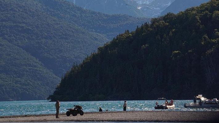 Un equipo de psicólogos asiste a la familia de la turista ahogada
