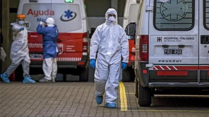 Covid-19: los contagios volvieron a superar los 10 mil casos diarios en el país