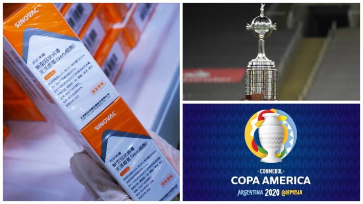 CONMEBOL acordó con Sinovac para contar con vacunas