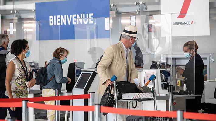 Más del 30% de los destinos están cerrados al turismo