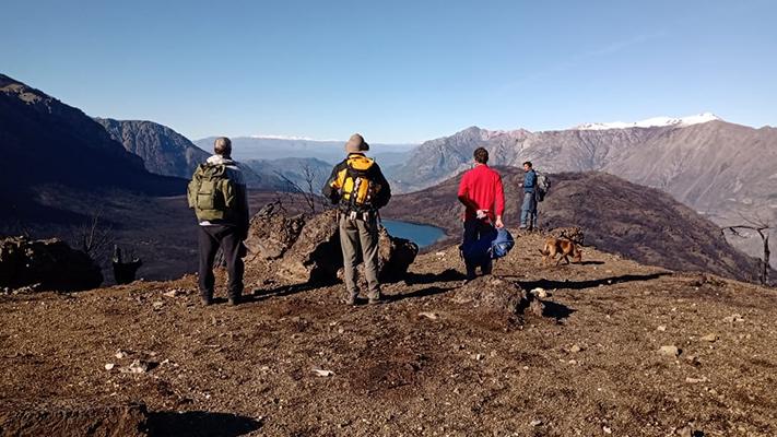 El Hoyo: Estudian impacto de incendios en el suelo