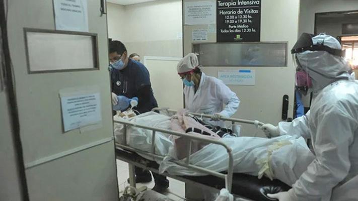 Chubut superó el millar de víctimas fatales por coronavirus