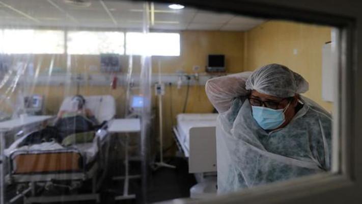 Coronavirus en Chubut: Hubo casi el triple de altas que de nuevos contagios