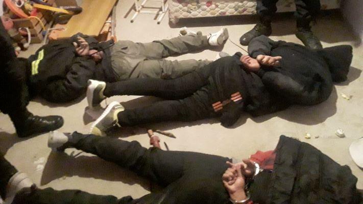 Madryn: cuatro detenidos por robar una despensa