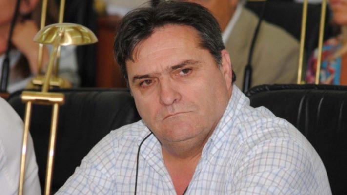 Pedro Giménez internado en grave estado con Covid