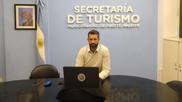 Puerto Madryn participó del 18º Encuentro de Municipios Turísticos en formato digital