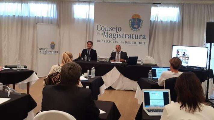 El Consejo de la Magistratura delibera esta semana en Puerto Madryn