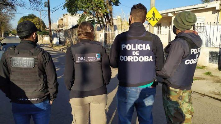 Desbaratan en Córdoba una banda que realizaba estafas virtuales en Madryn