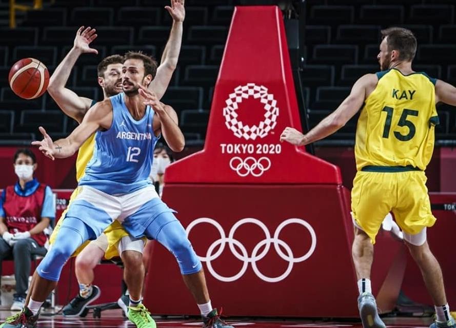 La Selección Argentina eliminada por Australia