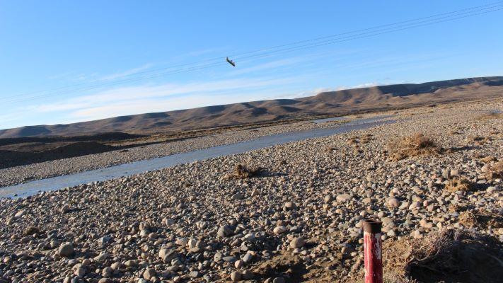 La sequía arrasa con los arroyos en el sudoeste de Chubut