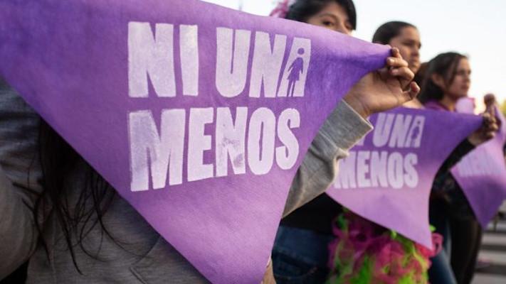 Hubo 17 femicidios en todo el país durante la primera quincena de octubre