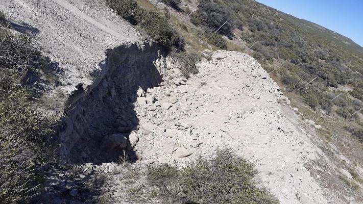 Pirámides: Denunciaron al presidente de la Cooperativa por destruir patrimonio histórico