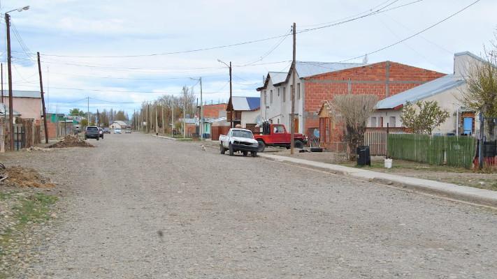 Río Senguer: Con recursos propios se amplió la red cloacal
