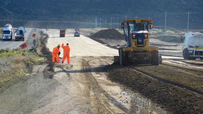 Licitaron la repavimentación de la ruta entre Caleta Olivia y Rada Tilly